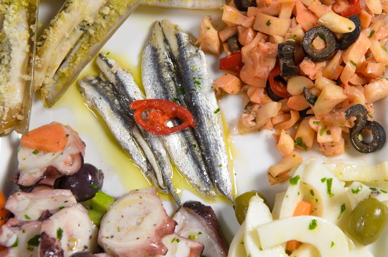 Cenone di pesce a Capodanno Roma